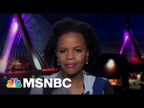 Boston Mayor Kim Janey: 'If You Can See It, You Can Be It' | The Last Word | MSNBC
