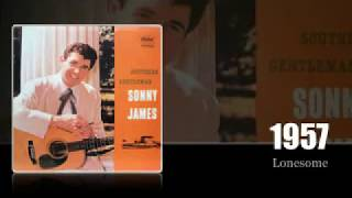 Sonny James - Lonesome YouTube Videos