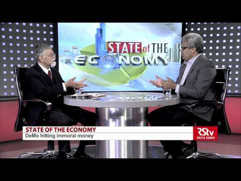 Arvind Virmani in State Of the Economy (SOE)