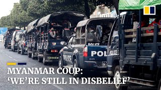 'Worst nightmare': violence feared after Myanmar military coup