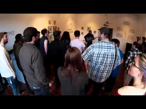 Jamie Knowles - Live At Central Gallery - 4-20-2016