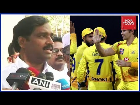 'Will Throw Snakes Into Stadium If IPL Match Held': Tamil Party TVK