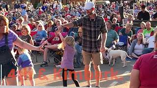 Longmont Downtown Summer Concert Promo