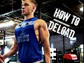 WHAT IS A DELOAD? AND HOW DOES IT WORK? - Sumo & Conventional On The Same Day?