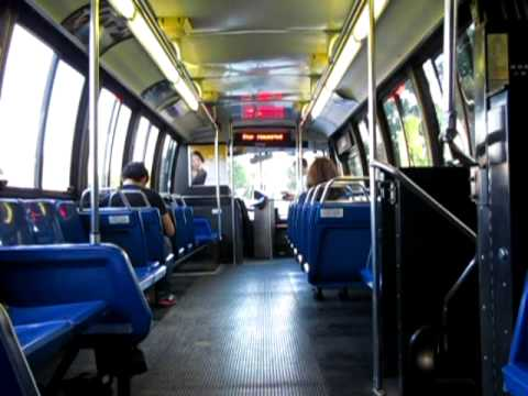 Massachusetts Bay Transportation Authority 1995 Novabus RTS-06 #0340