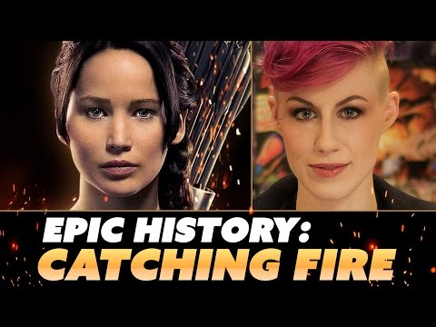 Documentary: Epic History: Catching Fire. The Hunger Games.