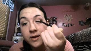 Too faced romantic eye makeup look: Thumbnail