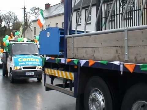 St Patrick's Day Parade, 17th March 2013 - Borris, Co Carlow