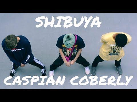 SHIBUYA - CASPIAN COBERLY (Official Music Video)