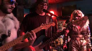 Mangy Live at The Kraken. Party Punk Extraordinaries.