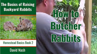 How to Butcher Rabbits A Complete Guide