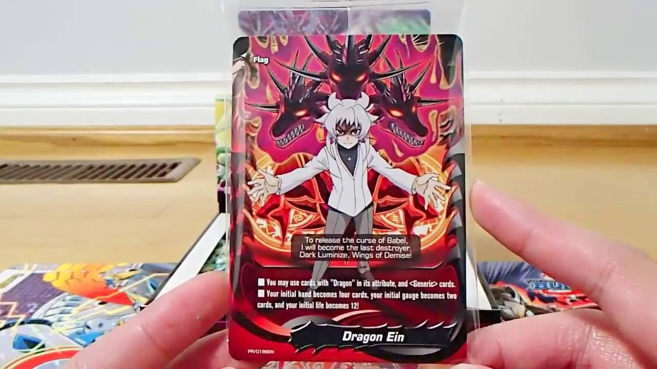 Buddyfight Triple D Annihilate! Great Demonic Dragon! Booster Box Opening  by Buddy Jacoby