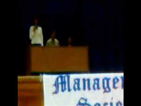 Inter-Society Debate Competition 2012 - Faculty of Law & Management - University of Mauritius