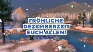 sims-blog.de wünscht eine fröhliche Weihnachtszeit!