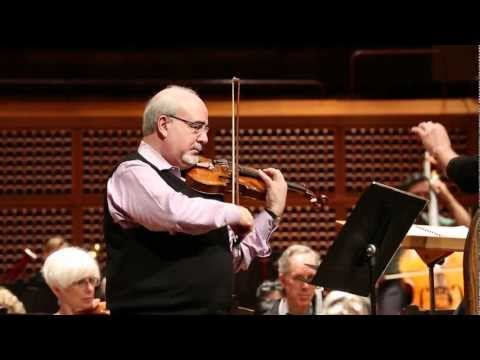 New York Philharmonic's Lead Fiddler Rests His Bow : Deceptive