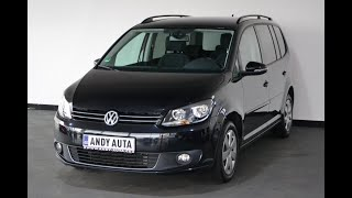 Video prohlídka: Volkswagen Touran – 2015 – 19038