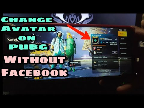 How To Change Profile Picture Avatar On Pubg Mobile Without Facebook