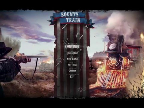 Let´s Play: Bounty Train **ENGLISH** Meeting brother Robert
