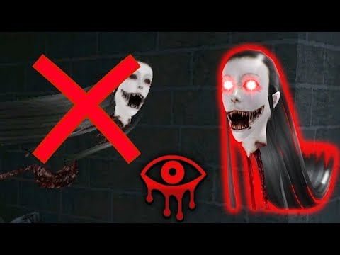 МОНСТР ПРОПАЛ ИЗ ДОМА! - Eyes: Хоррор-игра