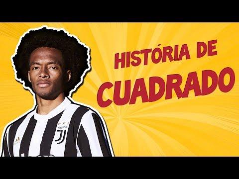 A EMOCIONANTE história de CUADRADO - 'Dedico todos meus gols ao meu pai'