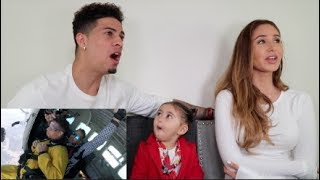 BABY REACTS TO MOMMY AND DADDY PROPOSAL!!! thumbnail
