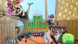 TEASER : La saison 2 inédite de Roi Julian c'est bientôt sur Gulli ! #1