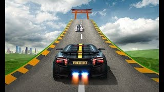 Impossible Car Stunts Best Android Racing game for Kids, Boys & Girls Level 1-5 |Amir Sandila|
