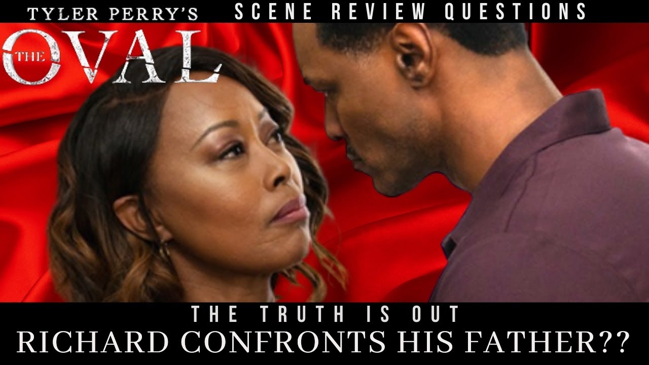 Download Will Richard Confront his Dad??   Tyler Perry's The Oval   Season 2  Episode 13 Discussion &  Recap