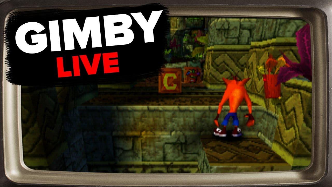 LIVESTREAM: GRAMY w gry, których GIMBY NIE ZNAJO