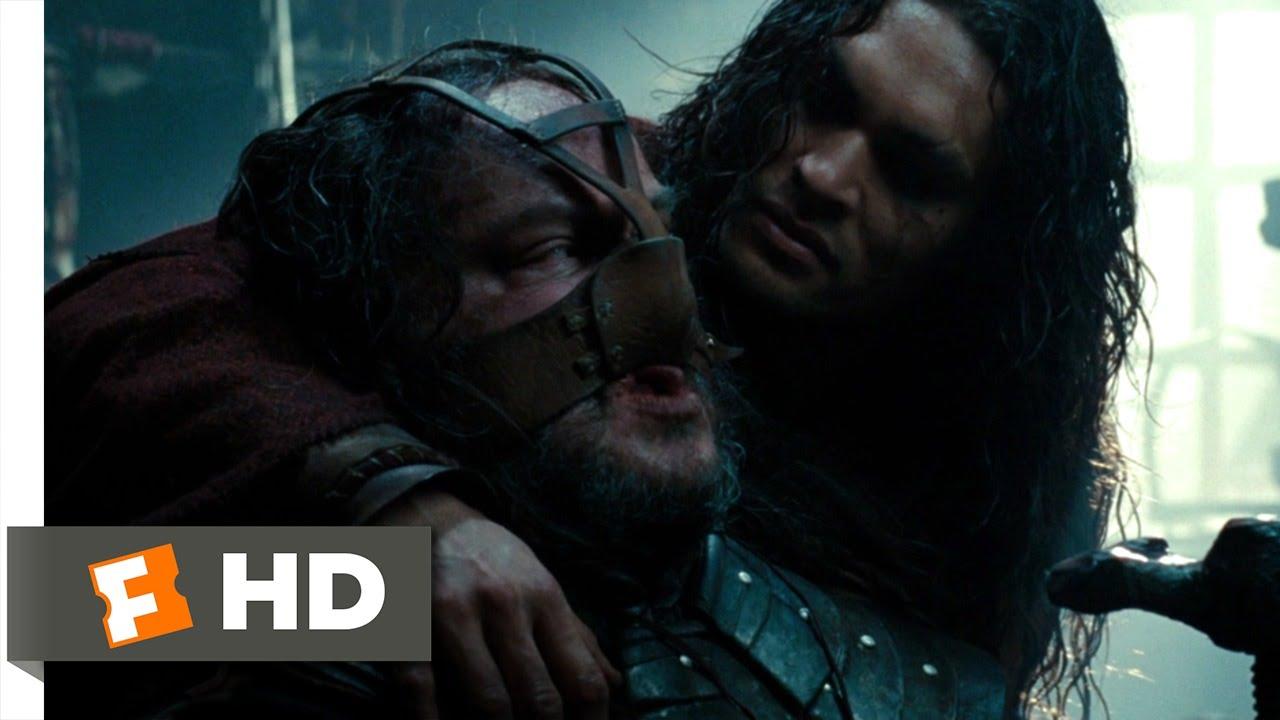 Conan the Barbarian (2/9) Movie CLIP - Interrogating Lucius (2011) HD