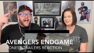 Honest Trailers | Avengers: Endgame Reaction