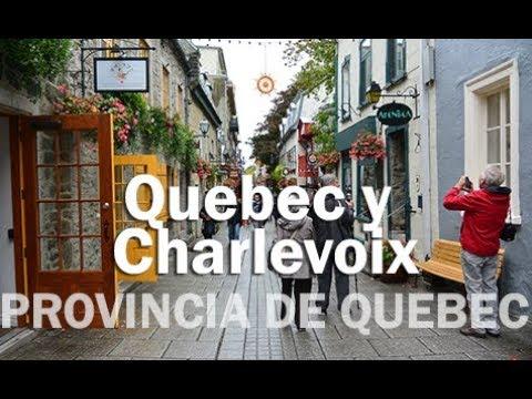 Visitando Quebec y Charlevoix - PROVINCIA DE QUEBEC