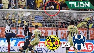 ¡Era el gol del campeonato! | América 2 - 1 Monterrey | Final Vuelta - Liga MX - AP 19 | TUDN