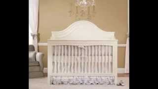 Stylish Designer Baby Girl Crib Bedding