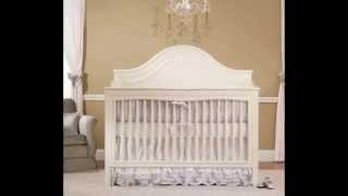Stylish Designer Baby Girl Crib Bedding