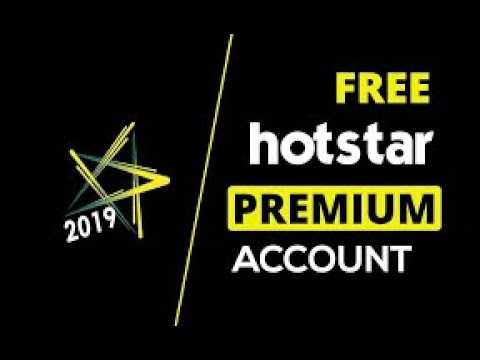 Hotstar Premium Account For FREE !!!!!! Watch GAME OF THRONES, FLASH 100% WORKING 2019