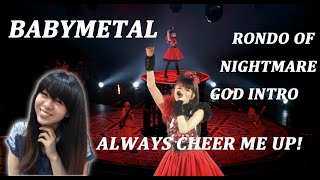 Babymetal -Rondo Of Nightmare with God Intro Reaction & Review (with Eng Sub.) | SuzieNice