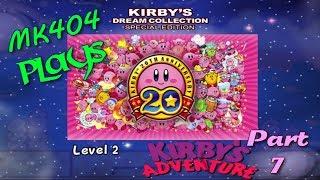 MK404 Plays Kirby's Adventure PT7 - Rainbow Breath