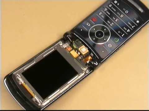 Motorola V8 Disassembly