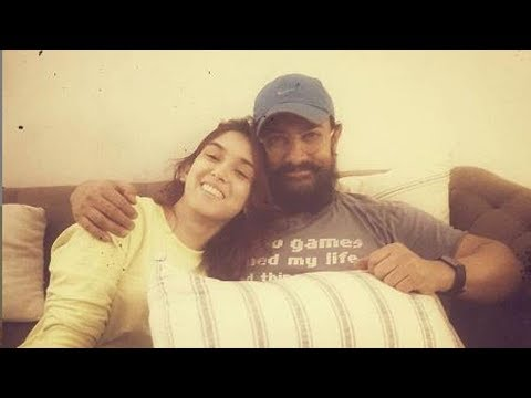 Ira Khan calls her daddy Aamir Khan 'Couch Buddy' | SpotboyE Mp3