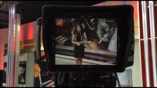Florentia Anindita cerita soal serunya jadi Jurnalis TV