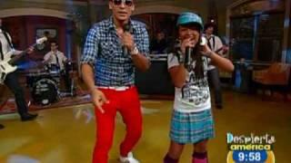 Makano y Josenid en vivo en Despierta America