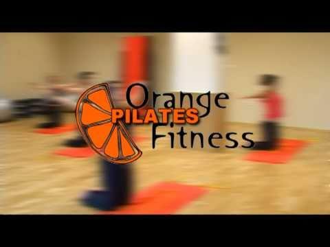 Orange Fitness Pilates Part I