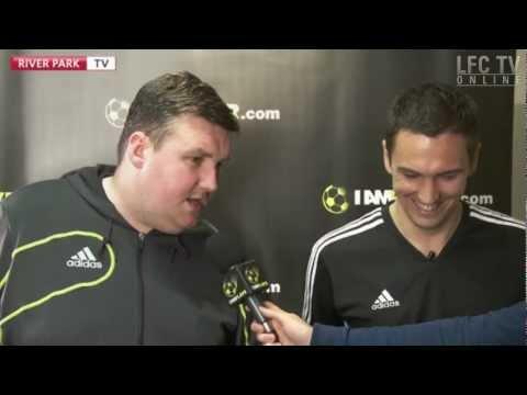 When Downing met Gerrard (aka Darren Farley)