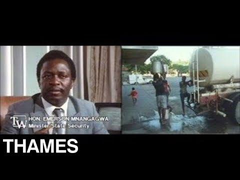 Economic War | South Africa | Zimbabwe | African Politics | This Week | 1986 |
