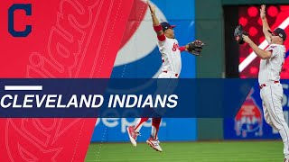 Indians take hold of first place in AL after 18-game win streak