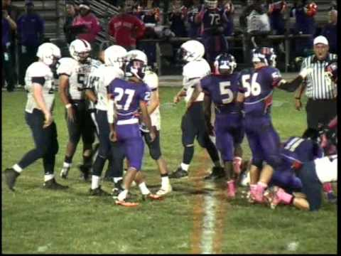 2013 McDonough 34  La Plata 14  Charles County High School Game of the Week