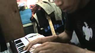 Faza Iskandar bin Sapari cover song Aku Skandal, Hujan