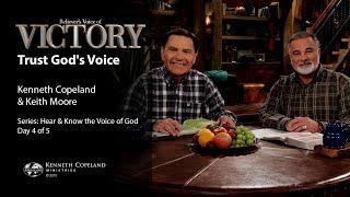 Trust God's Voice - Stafaband