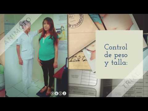 Intervenciones De Enfermería Durante El Embarazo